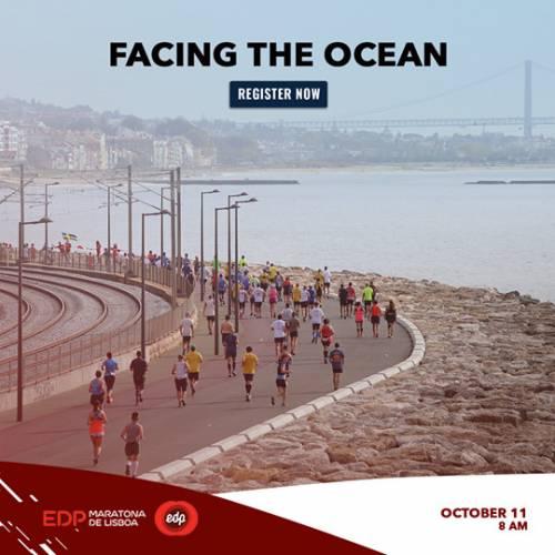 Carrera EDP Maratón de Lisboa