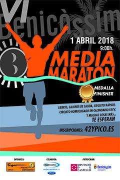 VI Benicassim Media Maratón