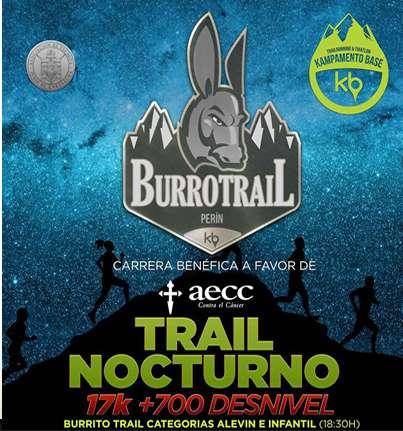 Carrera de Montaña VI Burro Trail