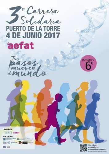 III Carrera Participativa AEFAT Tus pasos mueven el mundo