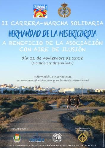 II Carrera Marcha-Solidaria Hermandad de la Misericordia