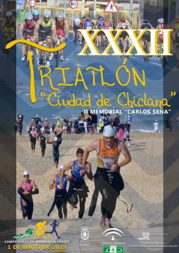 Carrera XXXII Triatlón Ciudad de Chiclana