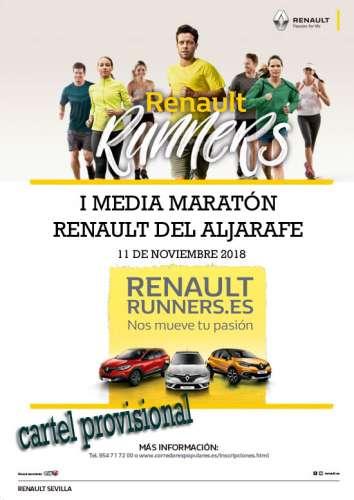 I Media Maratón Renault del Aljarafe