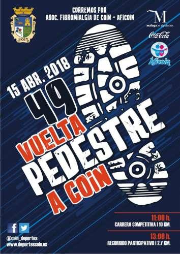49 Vuelta Pedestre a Coín