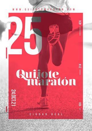 XXV Maratón Popular de Ciudad Real