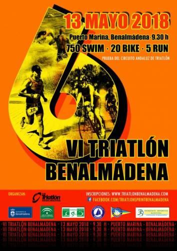 VI Triatlón Benalmádena