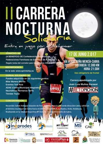 II Carrera Nocturna Solidaria