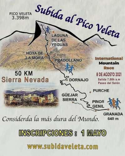 37ª Subida Internacional Granada - Pico Veleta