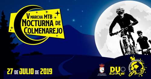 V Marcha Nocturna MTB Colmenarejo