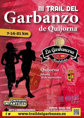 III Trail del Garbanzo