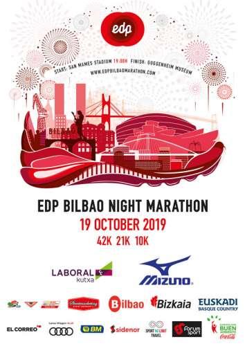 EDP Bilbao Night Maratón