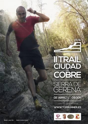 II Trail Ciudad del Cobre- Sierra de Gerena