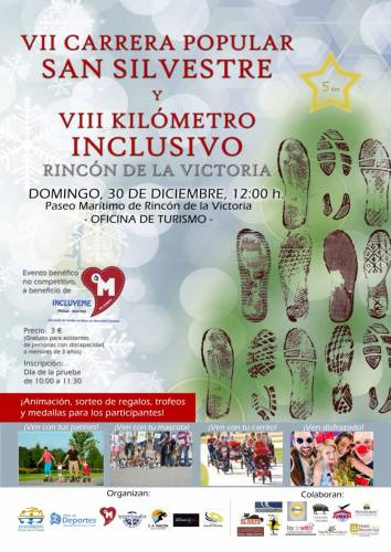 VII Carrera Popular San Silvestre Rincón de la Victoria