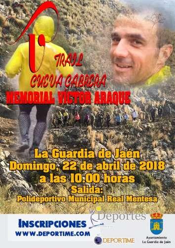 V Trail Cueva Cabrera