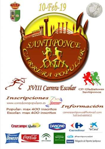 XXIII Carrera Popular Santiponce