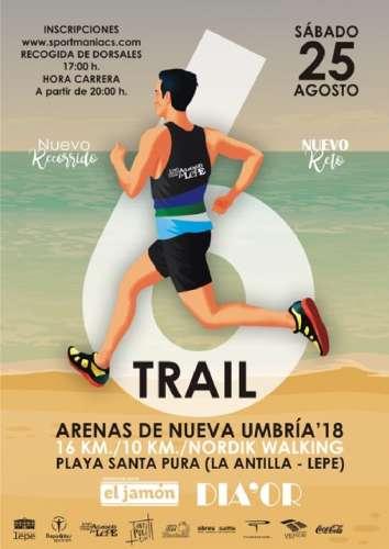 VI Trail Arenas de Nueva Umbría