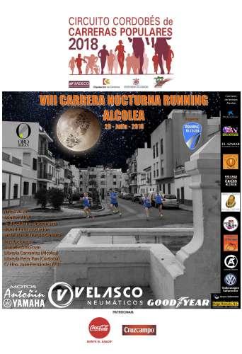 VIII Carrera Nocturna Running Alcolea