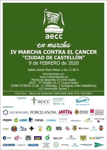 IV Marcha contra el Cáncer Ciudad de Castellón