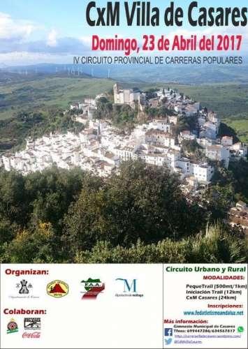 II Carrera de Montaña Villa de Casares