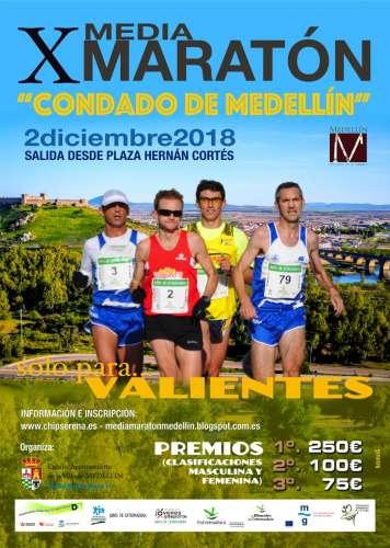 X Media Maratón Condado de Medellín