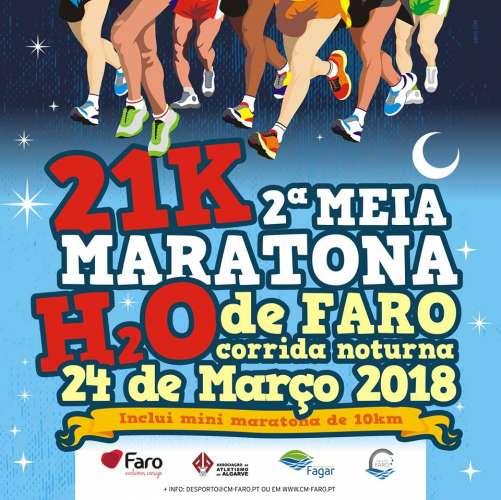 II Media Maratón H2O de Faro