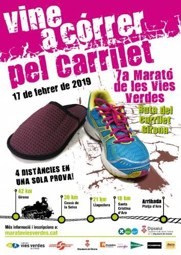 Marat�n Marat�n Vias Verdes Girona