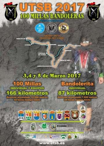 VI 100 Millas Sierras del Bandolero