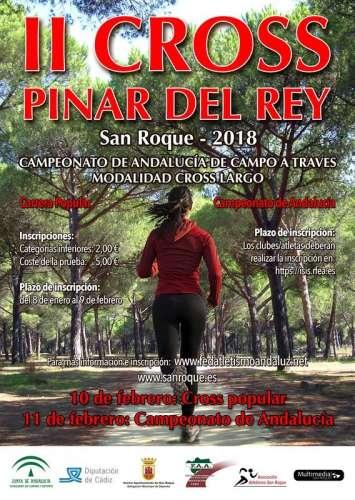 II Cross Popular Pinar del Rey