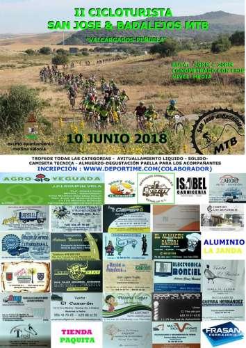 II Cicloturista San José & Badalejos MTB