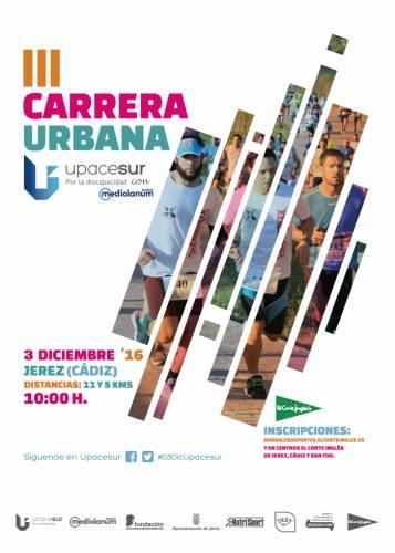 III Carrera Urbana UPACESUR con Banco Mediolanum