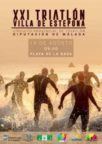 XXI Triatlón Villa De Estepona
