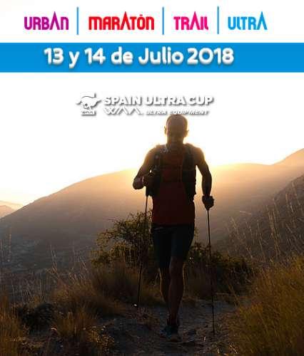 Carrera de Monta�a Marat�n Sierra Nevada 2018