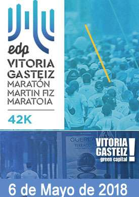 16 EDP Vitoria-Gasteiz Maratón Martín Fiz