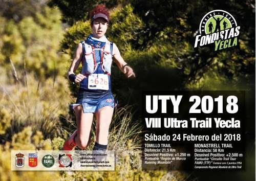 VIII Ultra Trail Yecla