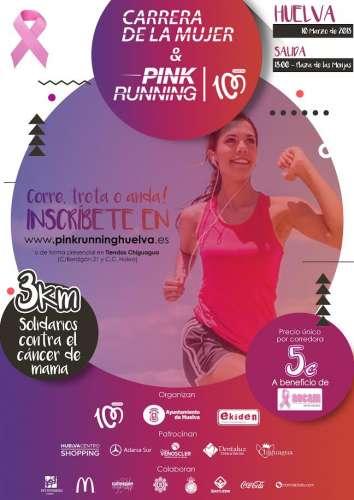 VIII Carrera de la Mujer de Huelva