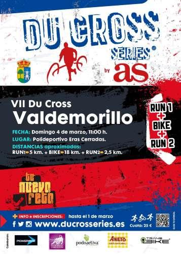 VII DU CROSS Valdemorillo