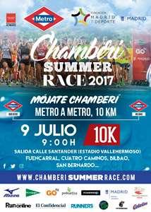 Chamberí Summer Race