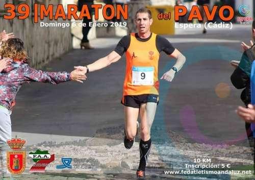 XXXIX Maratón del Pavo de Espera