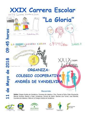 XIX Carrera Escolar La Gloria