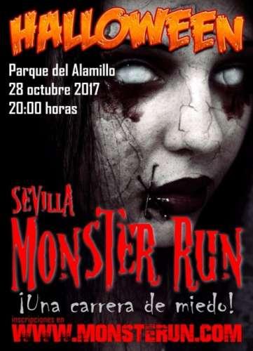 III Monster Run Sevilla
