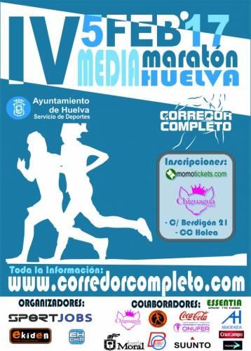 IV Media Maratón de Huelva