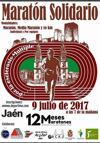 Maratón Solidario Por la Esclerosis Múltiple