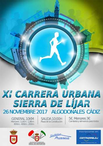 XI Carrera Urbana Sierra de Líjar