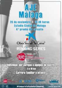 Carrera de Empresas AJE Málaga