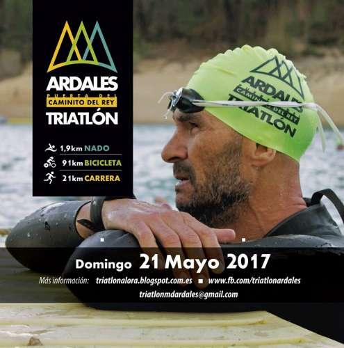 II Triatlón Puerta Caminito Del Rey Ardales