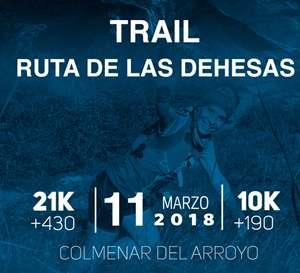 Trail Ruta de las Dahesas