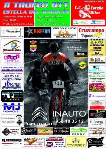 II Trofeo BTT Estella del Márques