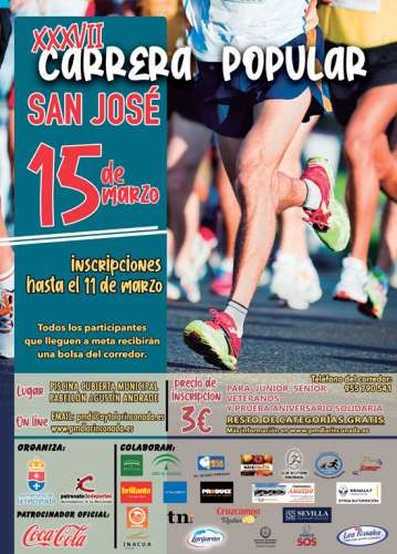 XXXVII Carrera Popular San José