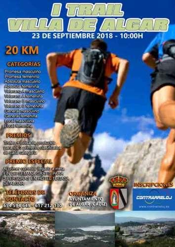 I Trail Villa de Algar