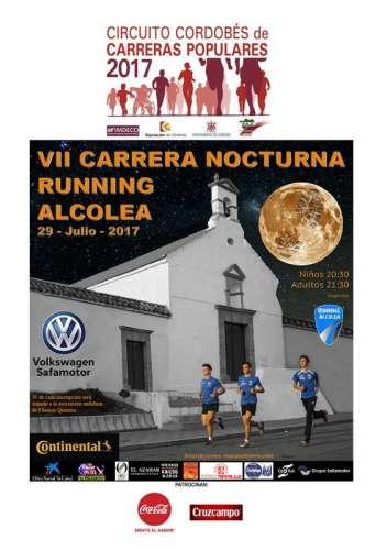 VII Carrera Nocturna de Alcolea